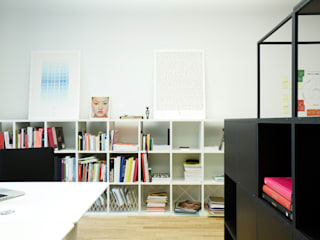 Advertising Agency McCANN Germany INpuls interior design & architecture Moderne Bürogebäude