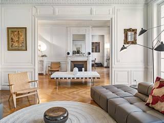 Architecture intérieure: Salon de style  par François Guillemin