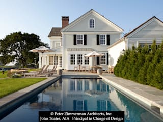 John Toates Architecture and Design Classic style pool