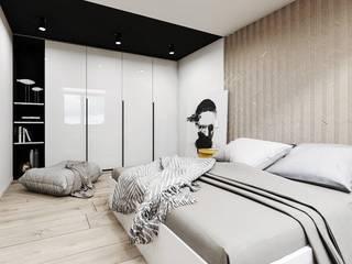 Modern style bedroom by FOORMA Modern