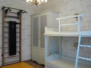 Квартира 100 м2 в Павлово: Детские комнаты в . Автор – Надежда Лашку