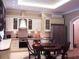 Квартира 100 м2 в Павлово: Кухни в . Автор – Надежда Лашку