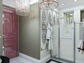 Bathroom by D-SAV     ДИЗАЙН ИНТЕРЬЕРА И АРХИТЕКТУРА