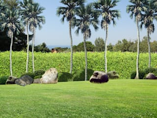 Jardin privado en Sant Vicenç de Montalt – Barcelona de Paisajismo Digital