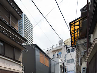 大阪市北区の長屋 株式会社 藤本高志建築設計事務所