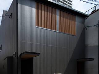 大阪市北区の長屋 の 株式会社 藤本高志建築設計事務所