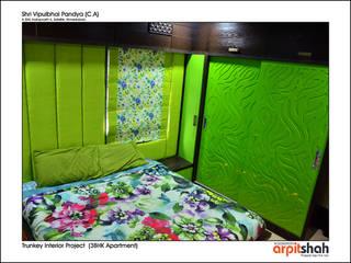 Vipul Pandya @ Indraprasth - 4, Prahladnagar:   by ARPIT SHAH PROJECTS OPC PVT LTD.