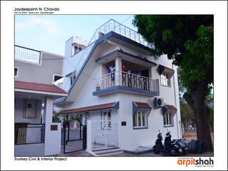 Jaydip Sinh Chavda @ Gandhinagar:   by ARPIT SHAH PROJECTS OPC PVT LTD.