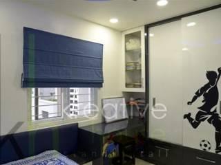 modern Bedroom by KREATIVE HOUSE