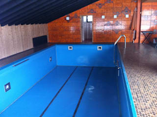 Spa moderne par Hesselbach GmbH Moderne