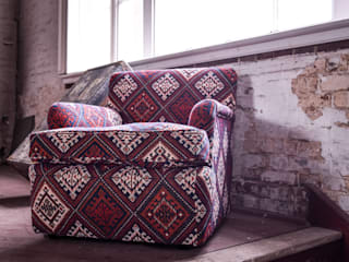 Kilim Chair:   by The Millshop Online