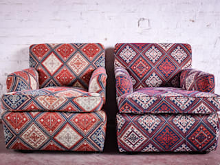 Kilim Amrchairs:   by The Millshop Online