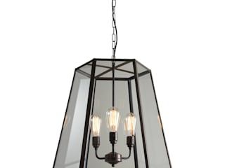 Hex Pendelleuchte von Davey Lighting :  Wohnzimmer von lights4life GmbH & Co.KG