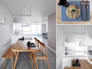 JMdesign Modern style kitchen