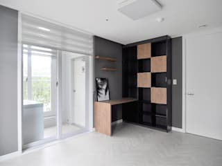 Ruang Keluarga Modern Oleh JMdesign Modern