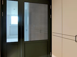 Pintu & Jendela Modern Oleh JMdesign Modern