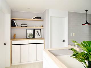 Ruang Ganti Modern Oleh JMdesign Modern
