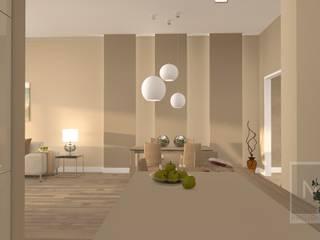 apartament od Suare Studio Natalia Margraf-Wojciechowska