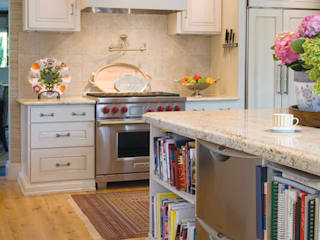 Greenwood Village Home:  Kitchen by Andrea Schumacher Interiors