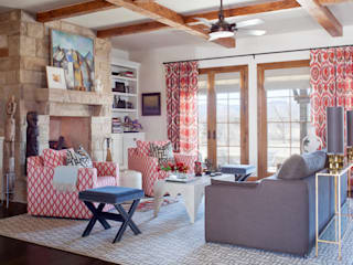 21st CenturyTraditional:  Living room by Andrea Schumacher Interiors