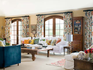 Home of the Year:  Living room by Andrea Schumacher Interiors