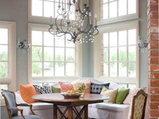 Home of the Year:  Dining room by Andrea Schumacher Interiors