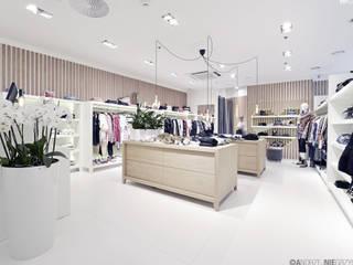 Nowa aranżacja wnętrza sklepu CharmeLovesYou: styl , w kategorii Powierzchnie handlowe zaprojektowany przez RTP Consulting Sp. z o.o.