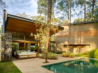 Weber Arquitectos 房子