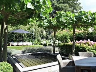 Atelier09 Jardines de estilo rural