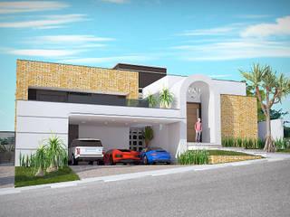 Mais um filho que nasce.... Casas modernas por Studio TrêsD Design & Projetos Moderno