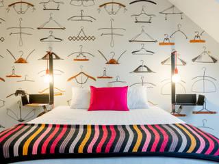 AMENAGEMENT DE CHAMBRE D'HOTEL par ID DE STYLE Moderne