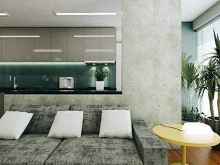 Kitchen by 285 arquitetura e urbanismo, Industrial