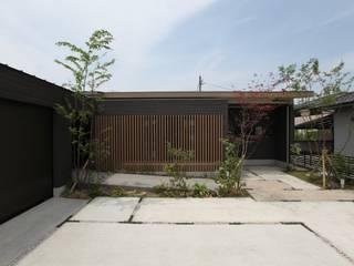 直方の家 モダンな 家 の 株式会社 SYN空間計画 一級建築事務所 モダン