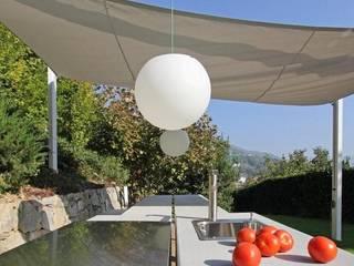 Modern Garden by sandra marchesi architetto Modern