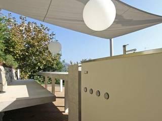 Jardins modernos por sandra marchesi architetto Moderno
