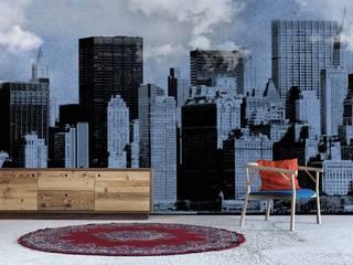 PIXIE progetti e prodotti Industrial style living room