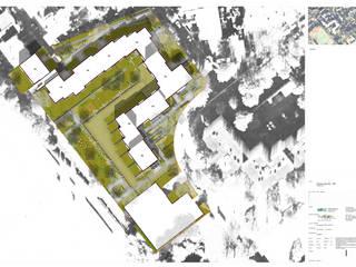 ريفي  تنفيذ SUD[D]EN Gärten und Landschaften, بلدي