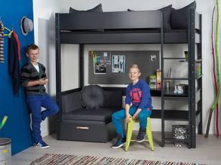 Manis-h Hochbett:   von Kinderzimmerhaus