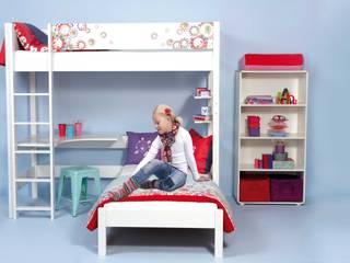 Manis-h Hochbett Weiß:   von Kinderzimmerhaus