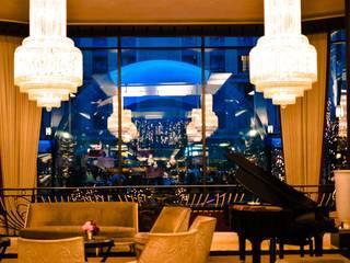 Bar sous bulle Hôtel du Collectionneur Bars & clubs originaux par JC Keller Éclectique
