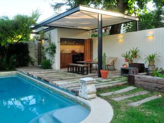 Casa SIRI · Paula Herrero | Arquitectura Jardines modernos: Ideas, imágenes y decoración de Paula Herrero | Arquitectura Moderno