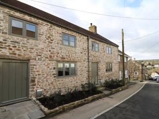Miner's Cottage I Rumah Gaya Eklektik Oleh design storey Eklektik