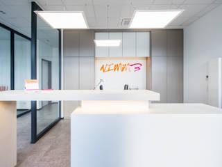 Empfang:  Bürogebäude von Innenarchitekturbüro Jürgen Lübcke