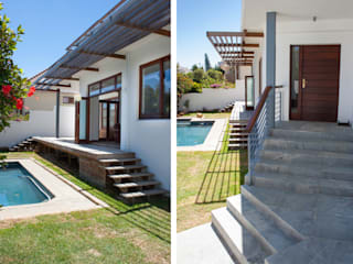 House Cape Town:  Houses by Babett Frehrking Architect, Classic
