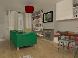 Susana Velo Decoradora Living room