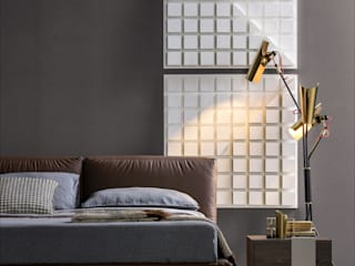 Chambre de style  par Livarea, Moderne