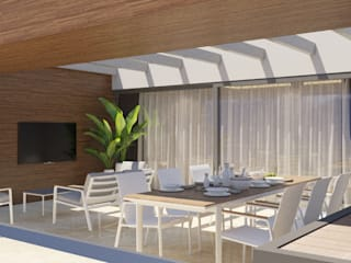 Patios & Decks by FARGO DESIGNS,