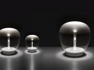 Empatia lámpara de mesa:  de estilo  por Griscan diseño iluminación