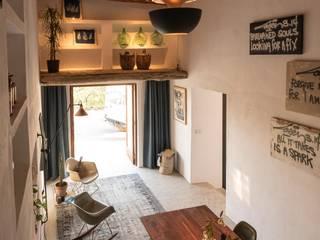 Ibiza Campo - Guesthouse:  Bedroom by Ibiza Interiors - Nederlandse Architect Ibiza