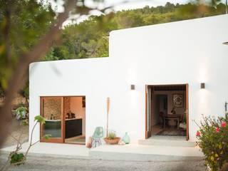Ibiza Interiors - Nederlandse Architect Ibiza Case in stile mediterraneo
